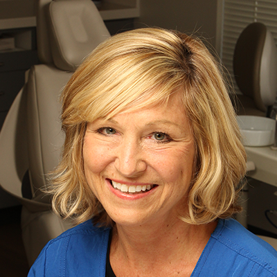 Karen dental hygienist at Clayton Dental Group