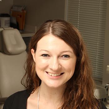 Kirstin headshot of Clayton Dental Group