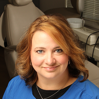 Marybeth headshot Hygienist at Clayton Dental group